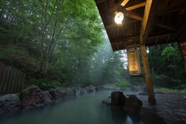 Nyuto Onsen - Suối nước nóng bí mật của người dân phố núi - 4