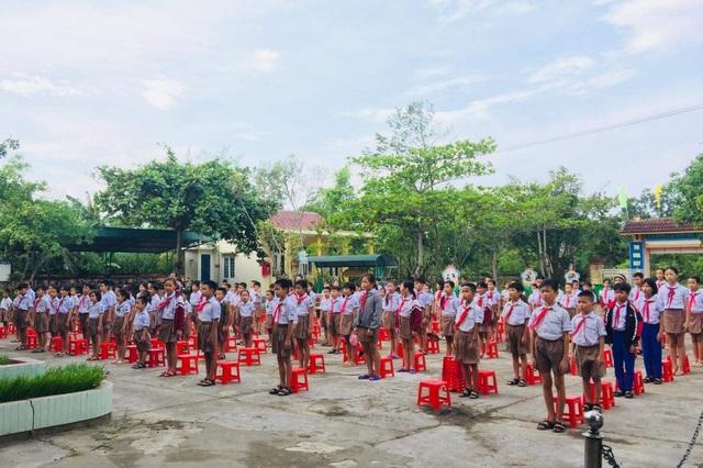 Quảng Trị: Mầm non, học viên các cơ sở giáo dục đi học trở lại từ ngày 26/5 - 1