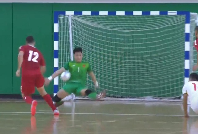 Hòa Lebanon, đội tuyển futsal Việt Nam giành vé dự World Cup - 4