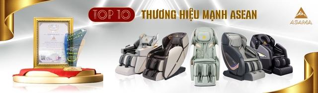 Ghế massage ASAMA: Trao niềm tin - trao hạnh phúc - nâng tầm sức khỏe Việt - 1