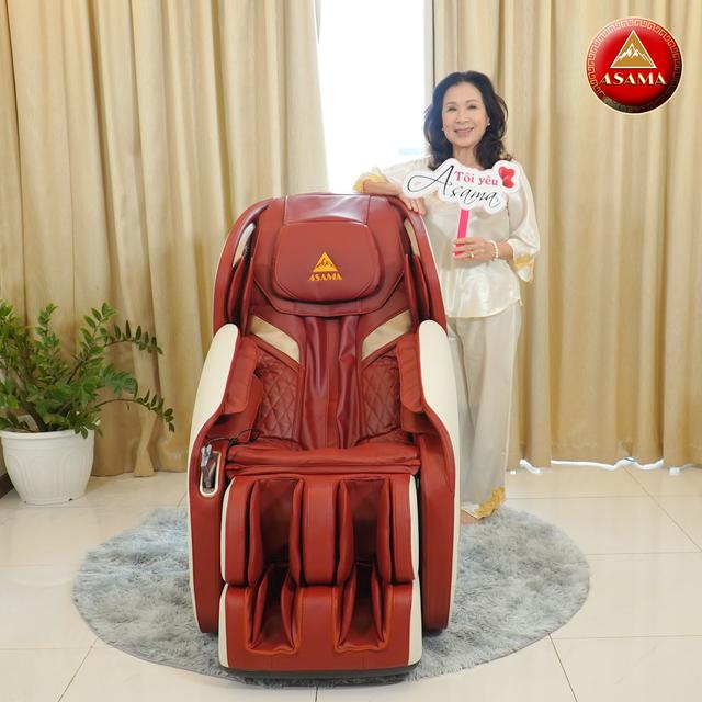 Ghế massage ASAMA: Trao niềm tin - trao hạnh phúc - nâng tầm sức khỏe Việt - 4