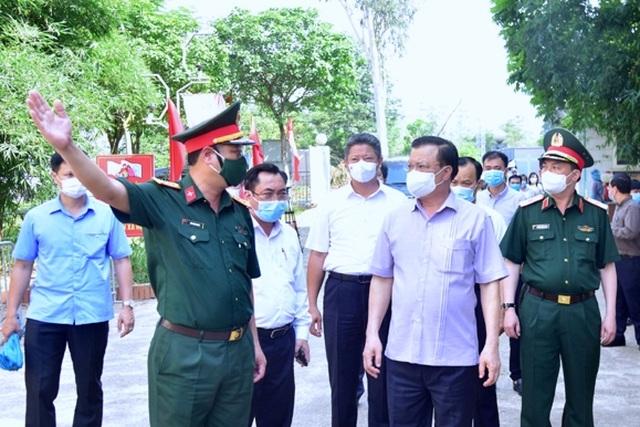 Bí thư Hà Nội: Tình hình được kiểm soát, chưa tính cách ly toàn thành phố! - 1
