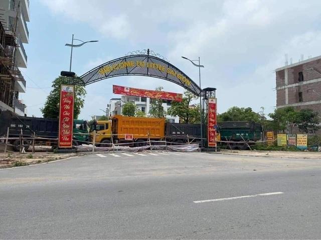 TP Bắc Ninh xếp gạch, bê tông, dàn hàng ô tô chốt cứng mọi ngả đường - 3