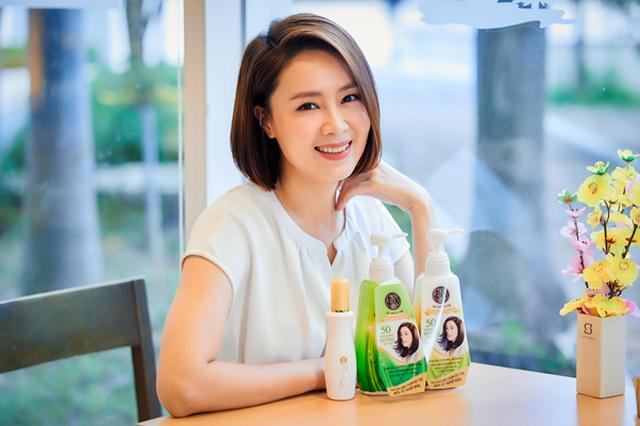 Xa Thi Mạn cùng sao Việt chia sẻ bí quyết cho mái tóc khỏe đẹp - 2