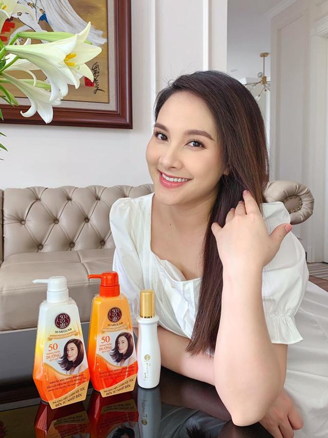 Xa Thi Mạn cùng sao Việt chia sẻ bí quyết cho mái tóc khỏe đẹp - 3