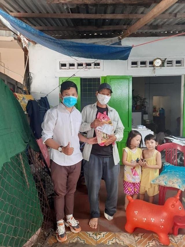 Nam sinh Đà Nẵng 2 lần tình nguyện vào khu cách ly - 2