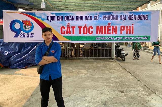 Nam sinh Đà Nẵng 2 lần tình nguyện vào khu cách ly - 3