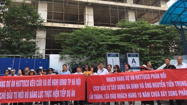 Dự án đắp chiếu chục năm: 3 sở có trách nhiệm, Hà Nội xử nghiêm chủ đầu tư - 1
