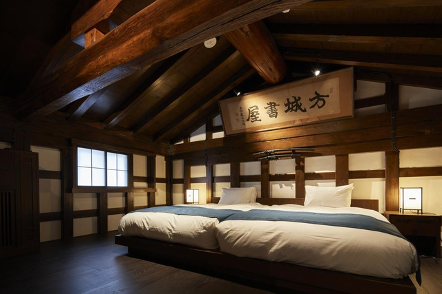Một ngày làm samurai tại dinh thự cổ ở thị trấn lâu đài tiểu Kyoto - 10