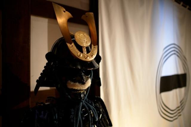 Một ngày làm samurai tại dinh thự cổ ở thị trấn lâu đài tiểu Kyoto - 7