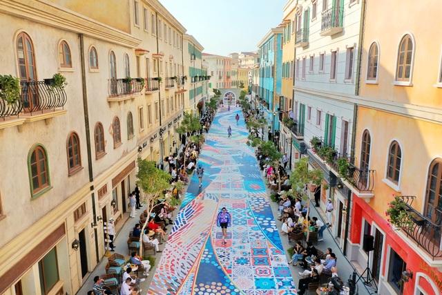 Ảnh 3 - Sun Premier Village Primavera là điểm đến của những lễ hội, show diễn thời trang thời gian gần đây.JPG