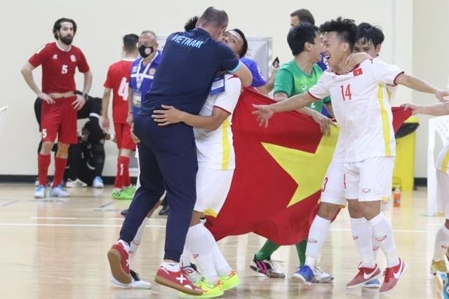 Nhìn tuyển futsal Việt Nam dự World Cup, Lebanon đau đớn cùng cực - 2