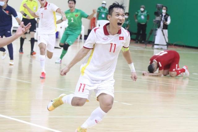 Đội tuyển futsal Việt Nam vào World Cup nhờ… một bài hát đặc biệt - 1