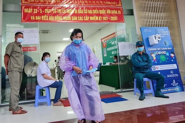 Nhiều tổ bầu cử ở Kiên Giang phải tổ chức bầu cử thêm - 2