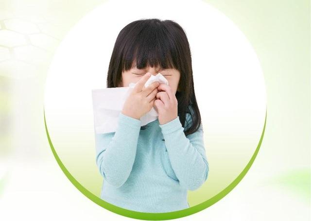 Bộ sản phẩm hỗ trợ trị cảm ho, viêm họng cho trẻ trên 3 tuổi - 1