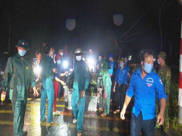 Hà Nam gỡ lệnh phong tỏa 6 thôn ở huyện Lý Nhân - 1