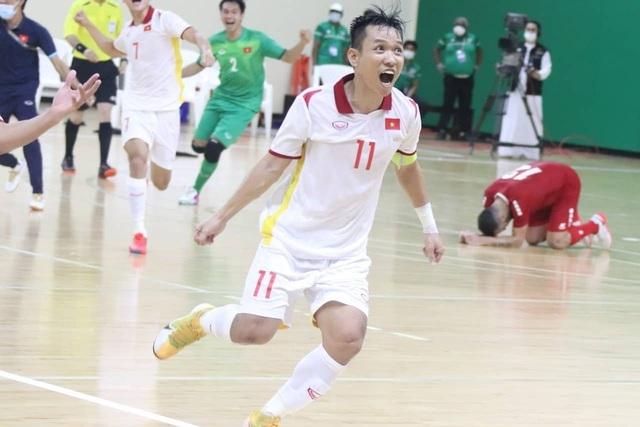 FIFA chúc mừng futsal Việt Nam lần thứ hai góp mặt ở World Cup - 1
