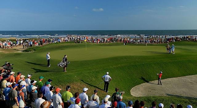 Ban tổ chức PGA Championship 2021 nhận lỗi vì sự cố hỗn loạn do khán giả - 2