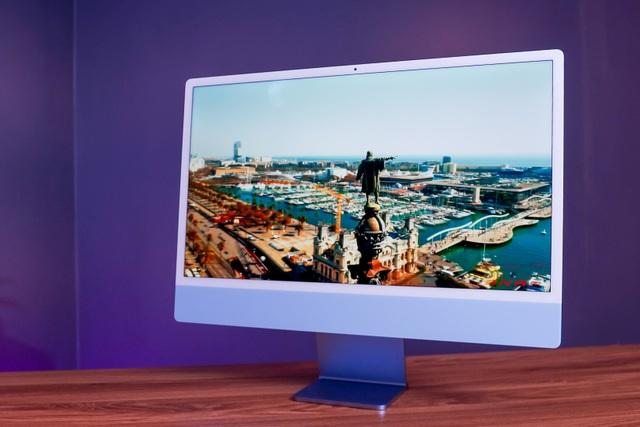 Trên tay iMac M1 tại Việt Nam, giá 50 triệu đồng - 6