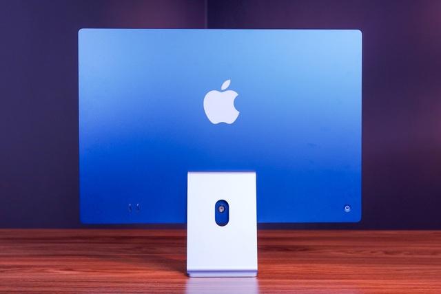 Trên tay iMac M1 tại Việt Nam, giá 50 triệu đồng - 1