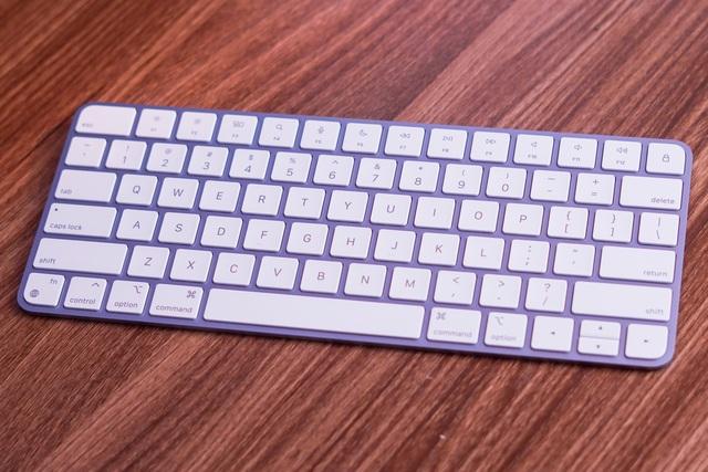 Trên tay iMac M1 tại Việt Nam, giá 50 triệu đồng - 9