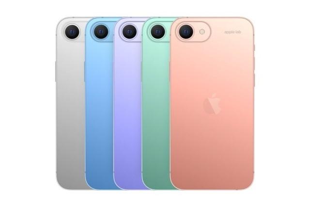 Ngắm bản dựng iPhone SE với màn hình đục lỗ, thiết kế giống iPhone 12 - 1