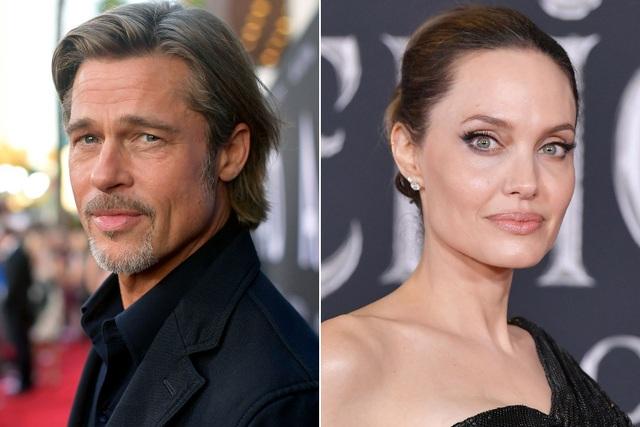 Angelina Jolie và Brad Pitt lại đối đầu tranh chấp quyền nuôi con - 1