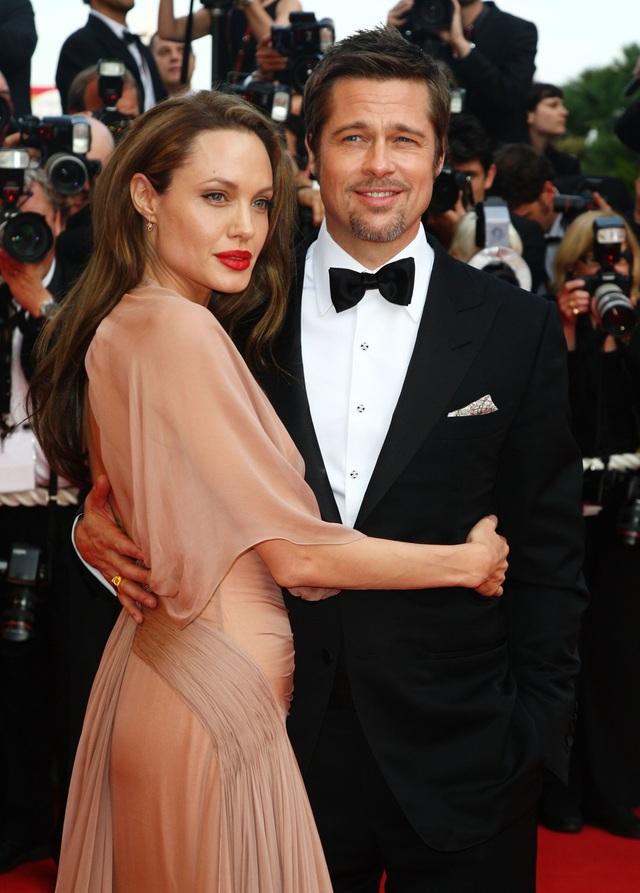 Angelina Jolie và Brad Pitt lại đối đầu tranh chấp quyền nuôi con - 2