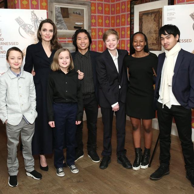 Angelina Jolie và Brad Pitt lại đối đầu tranh chấp quyền nuôi con - 3