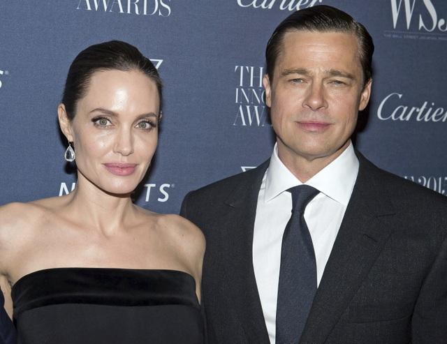 Angelina Jolie và Brad Pitt lại đối đầu tranh chấp quyền nuôi con - 4