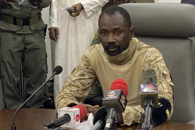 Đại tá 2 lần đảo chính nêu lý do bắt Tổng thống, Thủ tướng Mali - 1