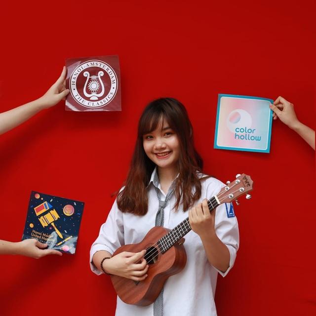 Nữ sinh Hà Nội giành học bổng 7,5 tỷ đồng của trường Ivy League danh giá - 1