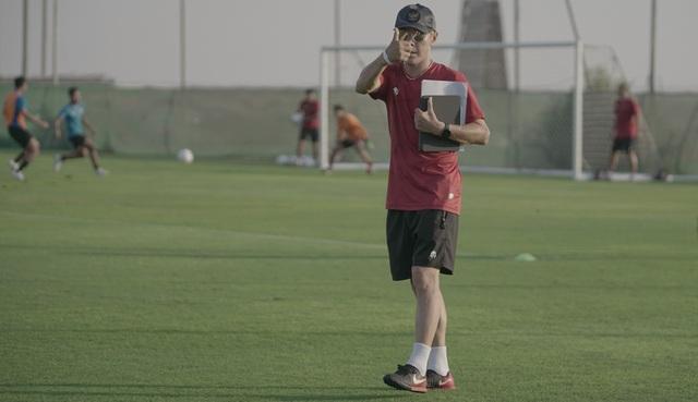 HLV Shin Tae-yong: Indonesia vẫn tiến bộ qua trận thua Afghanistan - 1