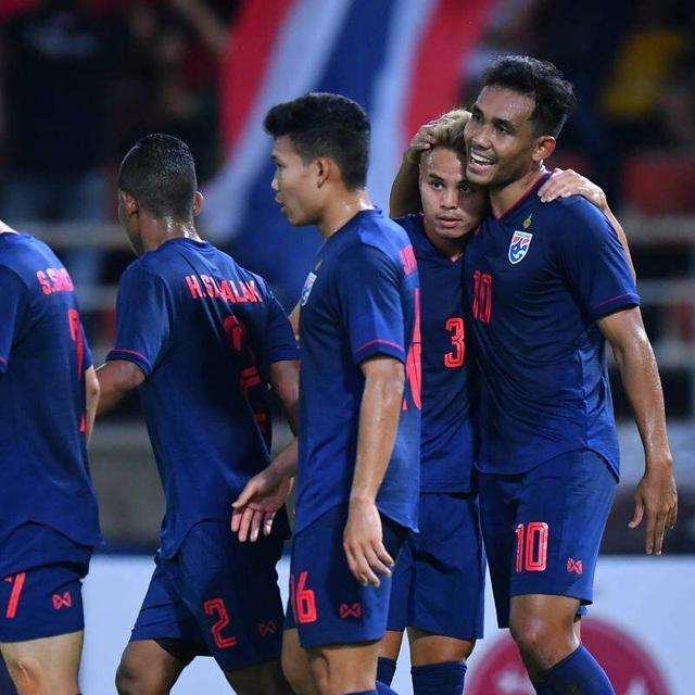 Báo Thái Lan: Đội tuyển Việt Nam có ưu thế lớn tại vòng loại World Cup - 2