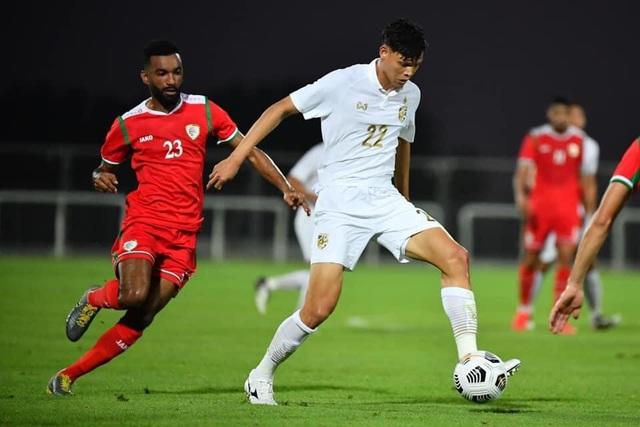 Thái Lan để thua Oman trong trận đấu khởi động cho vòng loại World Cup - 1