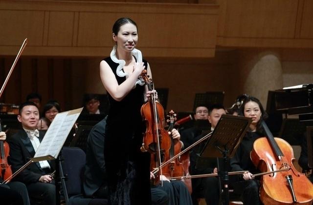 Nữ nghệ sĩ violin trẻ tài năng của Trung Quốc nhảy lầu tự vẫn - 2