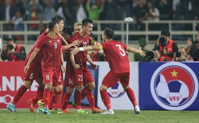 Báo Thái Lan: Đội tuyển Việt Nam có ưu thế lớn tại vòng loại World Cup - 1