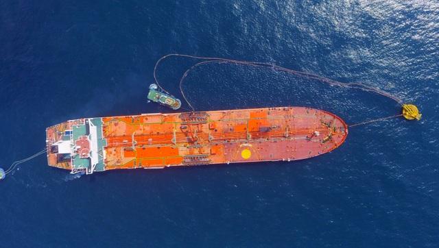 Vinh quang BSR: 12 năm, 80 triệu tấn dầu thô - 2