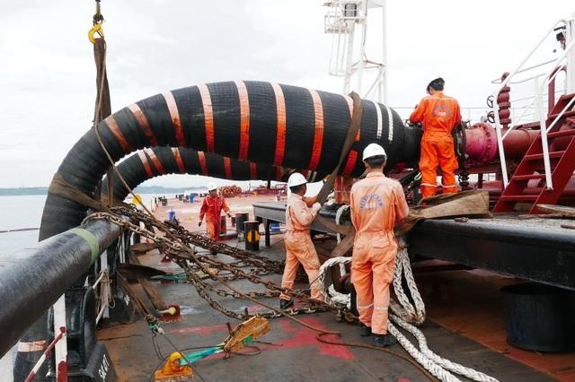 Vinh quang BSR: 12 năm, 80 triệu tấn dầu thô - 3