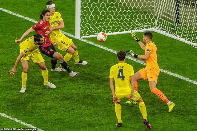 De Gea trở thành tội đồ khiến Man Utd tan mộng vô địch Europa League - 7