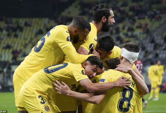 De Gea trở thành tội đồ khiến Man Utd tan mộng vô địch Europa League - 19