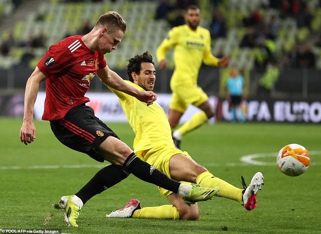 De Gea trở thành tội đồ khiến Man Utd tan mộng vô địch Europa League - 11