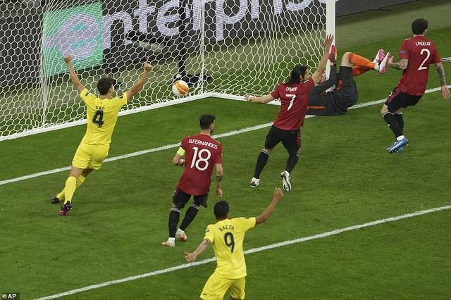De Gea trở thành tội đồ khiến Man Utd tan mộng vô địch Europa League - 8