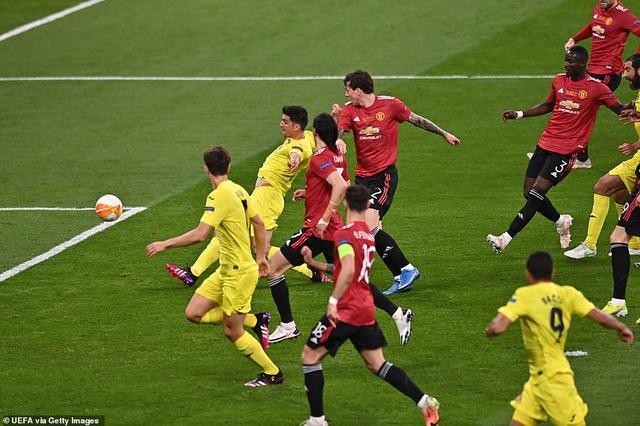 De Gea trở thành tội đồ khiến Man Utd tan mộng vô địch Europa League - 1