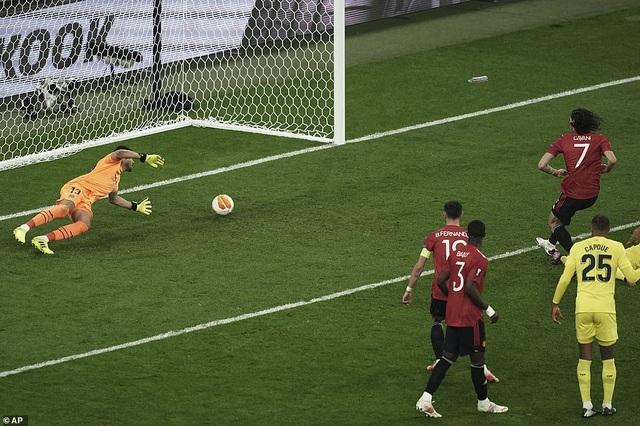 Man Utd thua đau đớn Villarreal ở trận chung kết Europa League - 5
