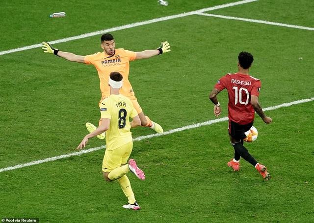 Man Utd thua đau đớn Villarreal ở trận chung kết Europa League - 8