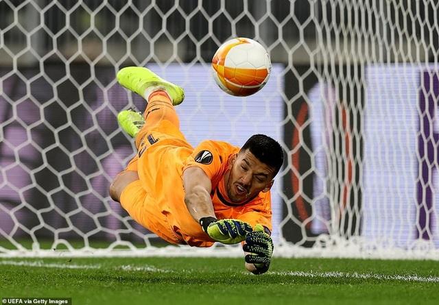 Man Utd thua đau đớn Villarreal ở trận chung kết Europa League - 7