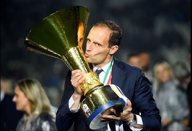Juventus sa thải HLV Andrea Pirlo, bổ nhiệm người cũ Allegri - 1