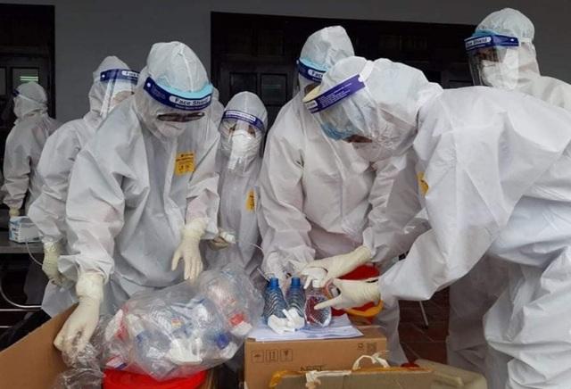 Bộ Y tế kêu gọi 125 trường đại học và cao đẳng chi viện nhân lực chống dịch - 1