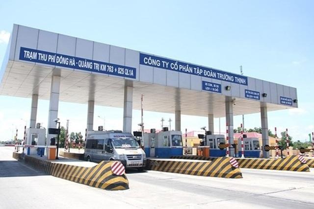 Bộ GTVT đề nghị Quảng Trị xin Thủ tướng mua lại quyền thu phí trạm BOT - 1